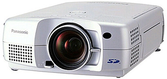 Produktfoto Panasonic PT-L702SDE