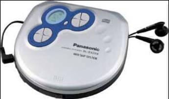 Produktfoto Panasonic SL-SX 228