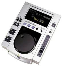 Produktfoto Pioneer CDJ 100