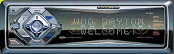 Produktfoto VDO Dayton CD 4502