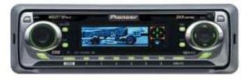 Produktfoto Pioneer DEH-P6400R