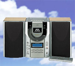 Produktfoto Audiosonic TXCD 1230