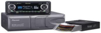 Produktfoto Pioneer MCD 4020 RDS