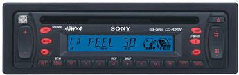 Produktfoto Sony CDX-L420V