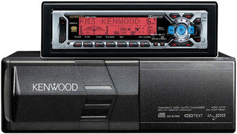 Produktfoto Kenwood CD-V 7177 791/717