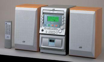 Produktfoto JVC UX-M 3 R