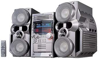 Produktfoto JVC HX-Z 1 R
