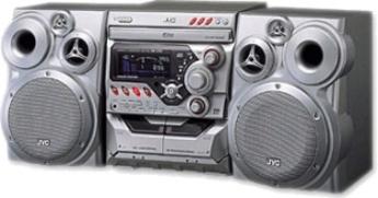 Produktfoto JVC MX-K 50 R