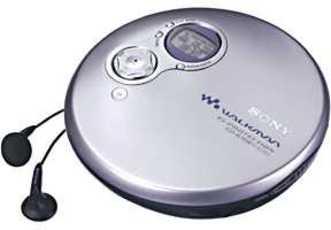 Produktfoto Sony D-EJ 751/S