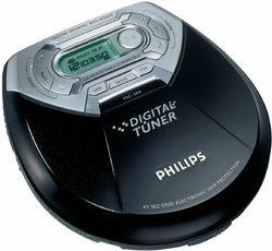 Produktfoto Philips AZT 9500