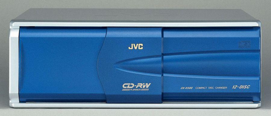 jvc ch x 500 auto cd wechsler tests erfahrungen im hifi. Black Bedroom Furniture Sets. Home Design Ideas