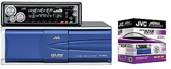 Produktfoto JVC CH-PK 921 R