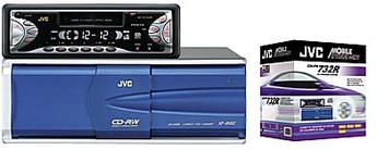 Produktfoto JVC CH-PK 732 R 732/500