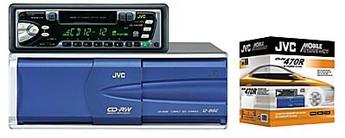 Produktfoto JVC CH-PK470R