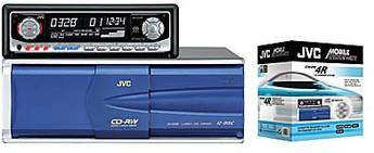 Produktfoto JVC CH-PK 4 R 4/500