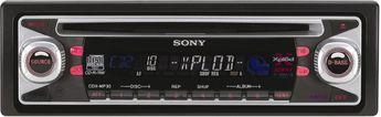 Produktfoto Sony CDX-MP30