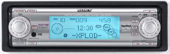 Produktfoto Sony CDX-MP70