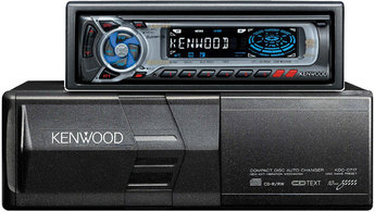 Produktfoto Kenwood CD 5177