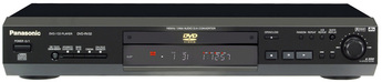 Produktfoto Panasonic DVD-RV32EG-K