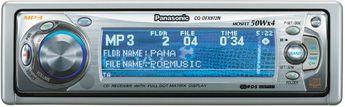 Produktfoto Panasonic CQ-DFX972N