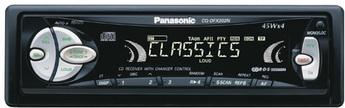 Produktfoto Panasonic CQ-DFX202N