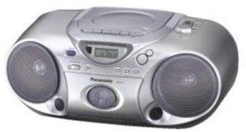 Produktfoto Panasonic RX-D 19
