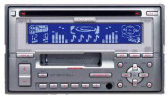 Produktfoto Pioneer FH-P 4100 R