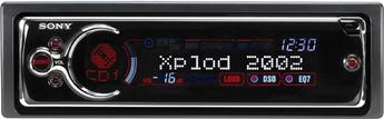 Produktfoto Sony CDX-CA900