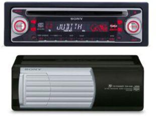 Produktfoto Sony KP-CD 600 XD 10 600/656