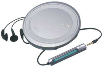 Produktfoto Sony D-EJ 1000