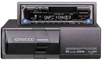 Produktfoto Kenwood CD 3179 MP
