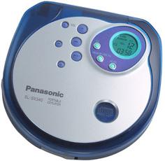 Produktfoto Panasonic SL SX340EG S