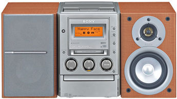 Produktfoto Sony CMTM100MDB
