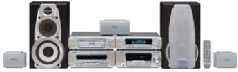 Produktfoto Technics SC-DV 280