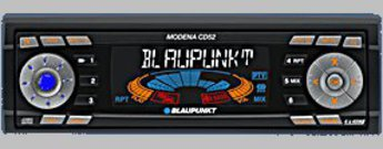 Produktfoto Blaupunkt Modena CD 52