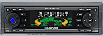 Produktfoto Blaupunkt Valencia CD 52