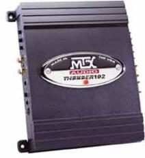 Produktfoto MTX Audio 102 Thunder