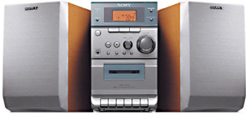 Produktfoto Sony CMT-EP 303