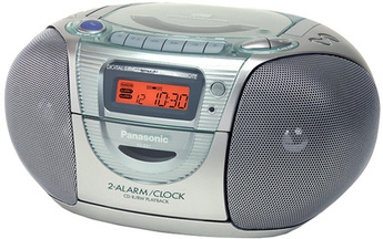 Produktfoto Panasonic RX-DX1 EG-S