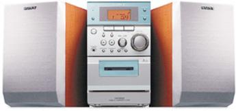Produktfoto Sony CMT-EP 404