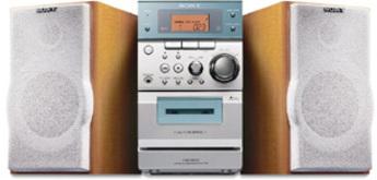 Produktfoto Sony CMT-EP 505