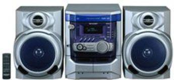 Produktfoto Sharp CD-DP 900 H
