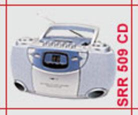 Produktfoto Clatronic SRR 509