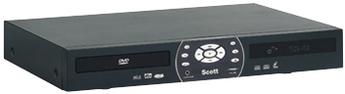 Produktfoto Scott DVD 838 I