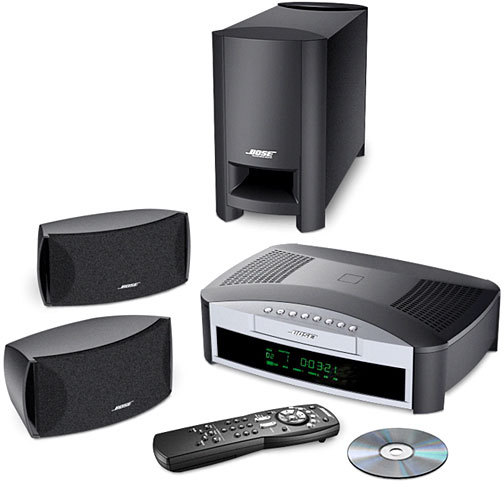 bose 3 2 1 dvd heimkinosystem tests erfahrungen im hifi. Black Bedroom Furniture Sets. Home Design Ideas