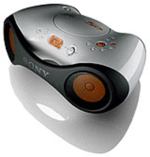 Produktfoto Sony ZS-X3CP