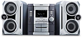 Produktfoto Sony MHC-RG 33
