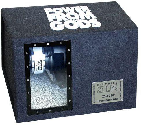 hifonics zs 12 bp auto subwoofer tests erfahrungen im. Black Bedroom Furniture Sets. Home Design Ideas