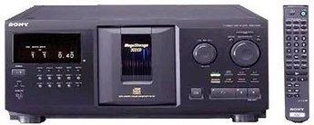 Produktfoto Sony CDP-CX355