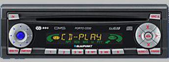 Produktfoto Blaupunkt Porto CD 32